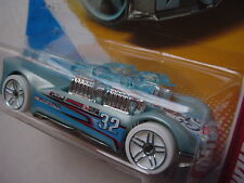 HOT WHEELS: What-4-2. Thrill Racers. ICE.  212/247  New in Blister Pack!
