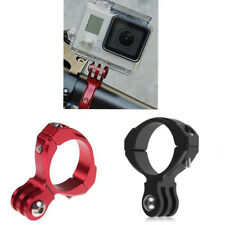 Bicycle Motorcycle Handlebar Mount Adapter for GoPro Hero Action Camera BLk
