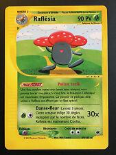 Carte Pokemon RAFLESIA 69/165 Rare Expedition Wizard Française NEUF