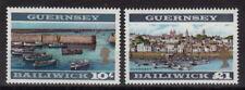 GB-Guernsey: ** Mer 22-23. B-VALORI POSTALI guardare fresco TOP-MW 63,- (2o-50#1)