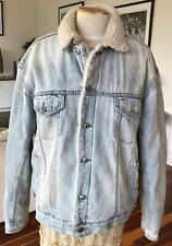 Ksubi Denim Oversized Jacket - Size L