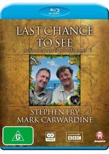 Last Chance To See (Blu-ray, 2010, 2-Disc Set) BRAND NEW/SEALED ..R B