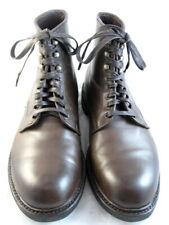 """Allen Edmonds """"HIGGINS MILL"""" Weatherproof Boots  9.5 EEE  Brown (307)"""