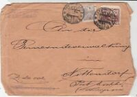 czechoslovakia 1920 stamps cover ref 21013
