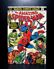COMICS: Marvel: Amazing Spiderman #140 (1975), 1st Glory Grant app  - RARE