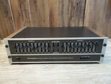 Soundcraftsmen Record-Playback Audio Frequency Equalizer Model RP2201-R