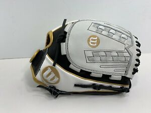 "Wilson A2000 12.5"" Softball Glove WTA20RF19V125SS No Keychain, #2 NEW!"