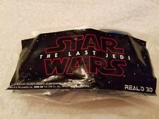 Star Wars The Last Jedi R2-D2 3D Glasses Brand New In Package Real D 3D