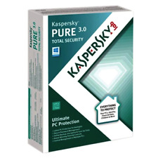 Kaspersky PURE 3.0 Total Security 2013 3 PC / 1 Year