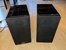 Edifier S2000V Kompakt Lautsprecher Aktiv Boxen 2x40W Schwarz Hochglanz
