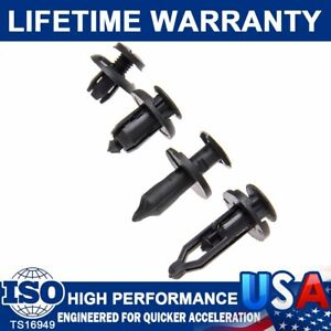 40Pc Car Body/Bumper Push Pin Rivet Retainer Trim Moulding Clip 21030249 6503598