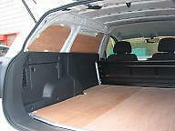 Vauxhall Astra Sept 2006 onwards  Van Ply Lining Kit
