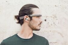 NEW Google Glass V2.0 Explorer Edition Shale Gray Grey Glasses - FREE ACCESSORY