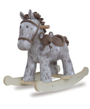 Little Bird Told Me Biscuit & Skip Rocking Horse - Suitable From 9 Months