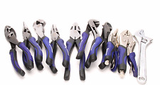 Kobalt 10-Piece Household Tool Set Pliers Wrench Strong Chrome Vanadium Steel