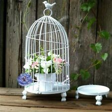 Decorative Iron Stand Cage For Flower Dessert Decoration Party Event Table Decor