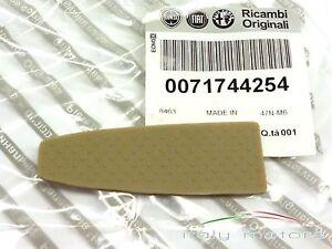 GOMMINO INSERTO MANIGLIA INTERNA ALFA ROMEO 159 RICAMBIO ORIGINALE 71744254