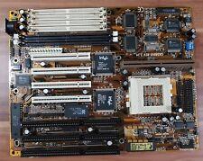 At-Scheda madre Gigabyte ga586vx Socket i430vx 7 con 4xpci 3xisa Award BIOS