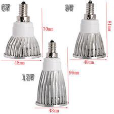 LED Spot Light Bulb Dimmable GU10 MR16 GU5.3 E27 E14 6W 9W 12W Lamp Ultra Bright