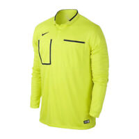 Maillot Nike Referee Jersey LS Manches Longues Arbitre 358 Taille XXL Shirt