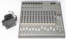 Samson Mdr-1688 16-Channel Active Live Studio Mixer Mixing Board Pro Audio