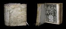 [AMMIRATO Reliure vélin LYON] Discours politiques et militaires sur TACITE. 1628