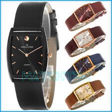 High quality ladies' wrist-watch Jordan Kerr + gift box, leather strap, quartz