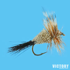 Adams Irresistible Dry Premium Fly Fishing Flies - One Dozen - Sizes Available*