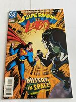 Superman Adventures Special Superman Vs Lobo #1 February 1998 DC Comics