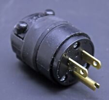 New Power Cord Plug for Ammco Brake Lathe 3000, 4000, 4100, 3850, 7000, 7500