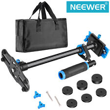 Carbon Fiber 24in 60cm Handheld Stabilizer with Carry Bag for Canon Nikon Sony