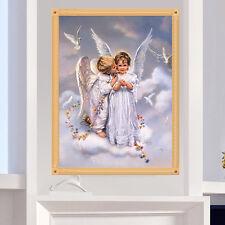 DIY 5d Diamond Painting Embroidery Cross Craft Stitch Home Decor Cute Angel