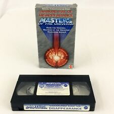Masters Of The Universe Commemorative VHS Diamond Ray Of Disappearance He-Man