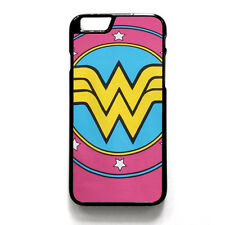 Wonder Woman Super Hero Phone Case Cover For iPhone 4/4s 5/5s 6/6s iPod Touch