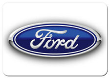 Ford Logo Car Photo Refrigerator Fridge Magnet