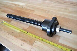 New NSK WBK25DFD-31H Support Unit & 36mm dia. Ballscrew (High Speed Heavy Load)