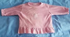 Baby Girl's Designer Ducky Beau Pink Top Age 0-3m  BNWT RRP £12.99