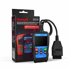 iCarsoft i800 OBDll For Car Engine Fault Diagnostic Scan Code Reader Tool 2020+