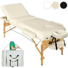 Table de massage lit cosmetique de massage transportable épaisseur coussin 10cm