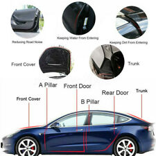 Windshield Roof Wind Guard Noise Lowering Reduction Seal for Tesla Model 3 S X