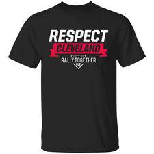 Respect Cleveland Indians T-shirt