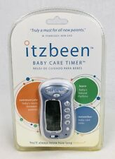 Pocket Nanny Baby Care Timer & Nightlight Blue by Itzbeen NEW FACTORY SEALED