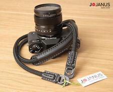 Hecho a mano Cámara Correa Para El Cuello | Leica Fuji X Olympus O-M Sony RX Nikon Panasonic