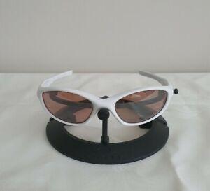 Oakley Vintage Minute 2.0 Sunglasses Polished White Frame - G30 Lenses