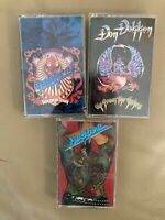 Dokken - 3 Cassette Lot - Back For The Attack, Beast From The East, Up From The