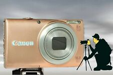 CANON A4000 IS GOLD-MECHANICALLY RECONDITIONED-HELPS REMOVE BLUR FROM HAND SHAKE