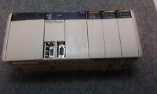 OMRON PLC SYSMAC CQM1-CPU21-E and CQM1-PA206, 2x CQM1-OC222