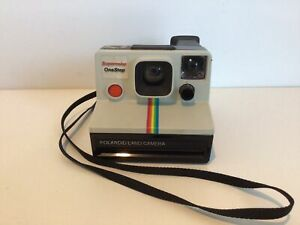 Vintage Supercolor One Step Polaroid Land Instant Film Camera *Not Tested* #453