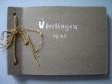 Lot de 15 PHOTOS de 1945  Album photo de Überlingen Uberlinger See Oberlinghen