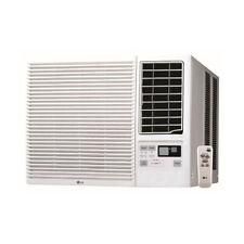 Lg - 18,000 Btu - Window Air Conditioner - 3.7 kW Electric Heat - 208/230V